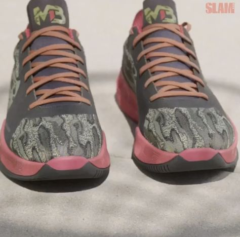32178a088171 A First Look at LaMelo Ball s Upcoming MB1 Colorways