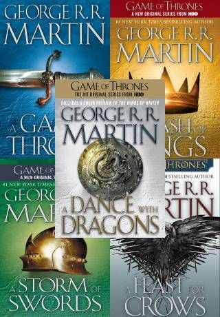 A Song Of Ice And Fire By George Rr Martin Pdf Game Of Thrones