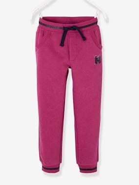 Pantalon molleton sport fille marine grisé - Vertbaudet - #- #fille #grisé #marine #molleton #Pantalon #sport #Vertbaudet