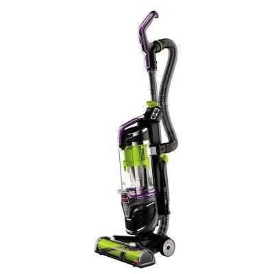 Bissell Pet Hair Eraser Turbo Plus Vacuum 2281 Black Green Purple