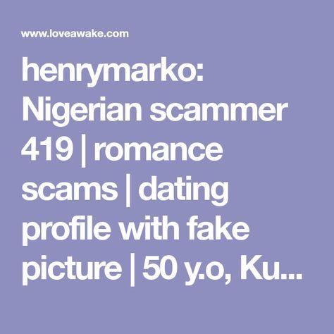 Dating internet nigeria scams stitch app dating