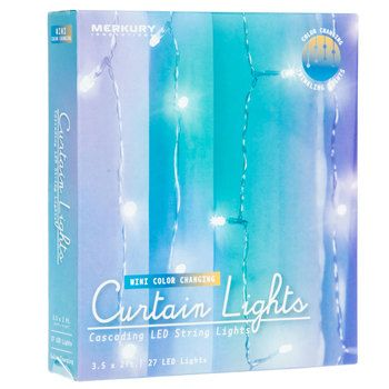 Color Changing Led Curtain Lights Led Curtain Lights Color