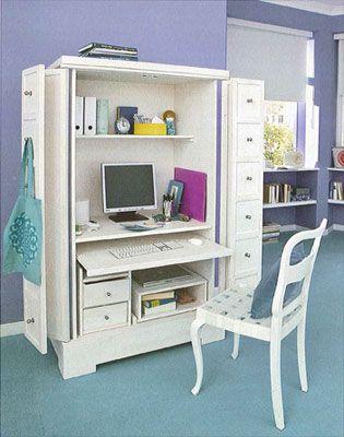 Computerschrank Computerschrank Schreibtisch Im Schlafzimmer Pc Schrank