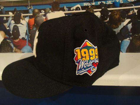 1999 World Series Yankee Hat  7a6dc6e50fc