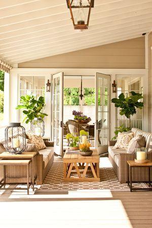 Beautiful Sunroom Layout Ideas Sunroom Also Called A Sun Room