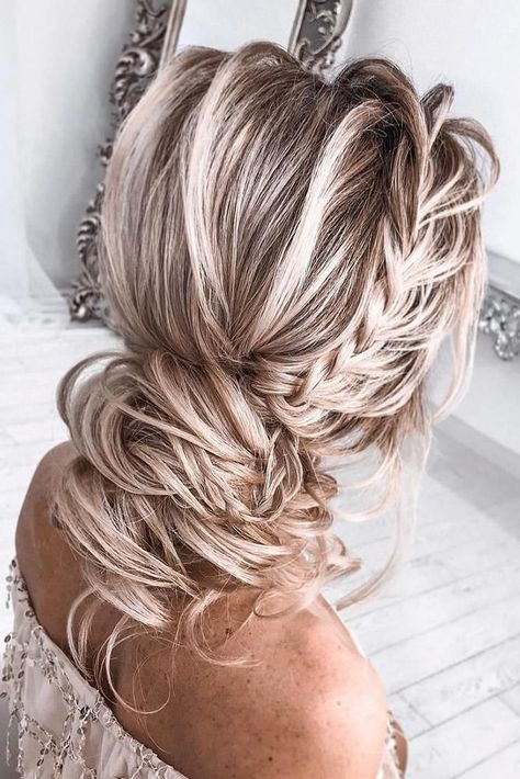 30 Bridesmaid Updos Elegant And Chic Hairstyles br&; 30 Bridesmaid Updos Elegant And Chic Hairstyles br&; Judy Simeon messybun 30 Bridesmaid Updos Elegant And Chic Hairstyles bridesmaid […] bun hairstyles bridesmaid Wedding Hair Side, Wedding Hair And Makeup, Bridal Hair, Wedding Bride, Wedding Hairs, Chic Hairstyles, Trending Hairstyles, Elegant Hairstyles, Side Braid Hairstyles