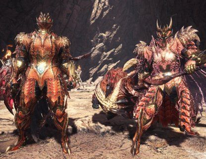 Mhw Iceborne Safi Jiiva Armor Sets Skills In 2020 Monster