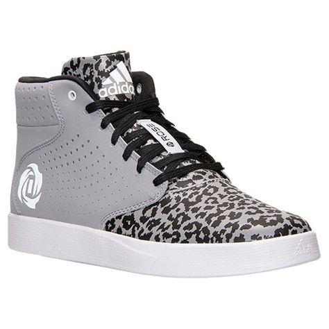 Men's adidas D Rose Lakeshore Mid Casual Shoes C77806 GRB
