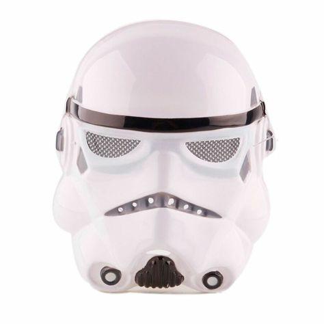 1x Star Wars Mask Halloween Cosplay Costume Stormtrooper Vader PVC Adult Masks