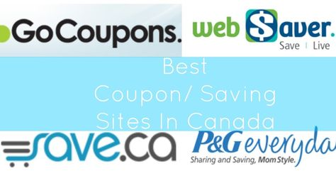 canadian mail coupon sites