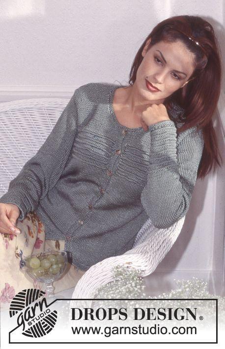 Free Pattern | Kostenlose strickmuster pullover, Strickjacke