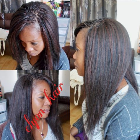 Crochet Braids Pick N Drop Done With Xpression Protective Styles