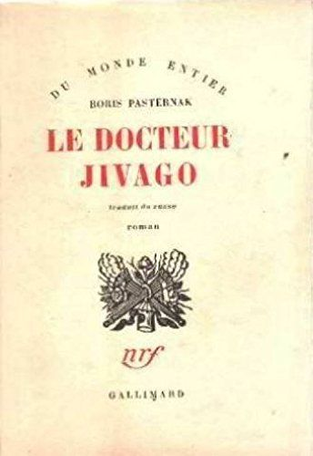 GRATUIT TÉLÉCHARGER DOCTEUR JIVAGO