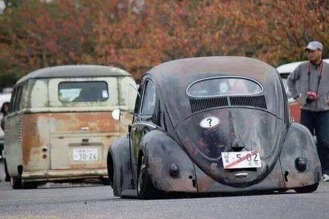 vintage rats