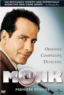 Monk (TV Series 2002–2009) Tony Shalhoub USC Locations: Founders Park, Hoose Library, Town and Gown Walkway