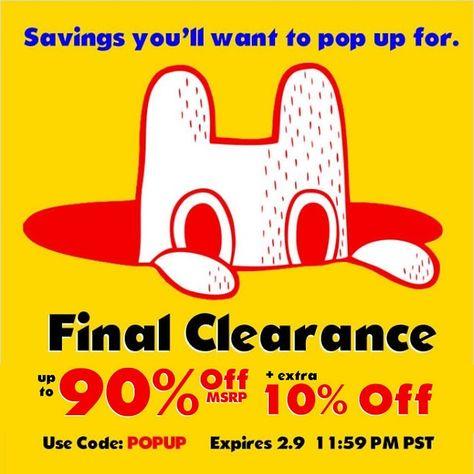 e50901ae8914a Sales just pop up like ground hogs! Save an extra 10% off Clearance with  code