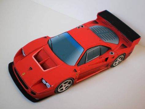 Spielzeug Ferrari