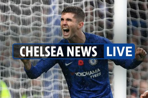 9pm Chelsea news LIVE: Mason Mount nets first England goal Hudson-Odoi linked with Real Man Utd race for Gelhardt