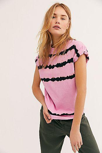e3a496f3 Women's Tees - Oversized T Shirts & Baseball Tees | Free People ...