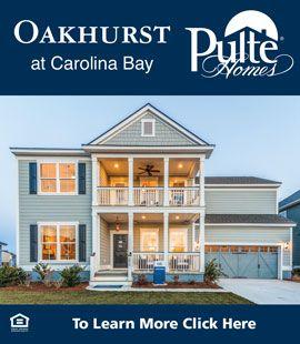 Pulte Carolina Bay Charleston Area New Homes Builder Sidebar