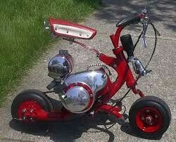 110 Best Mini Bikes Images On Pinterest Minibike Mopeds And