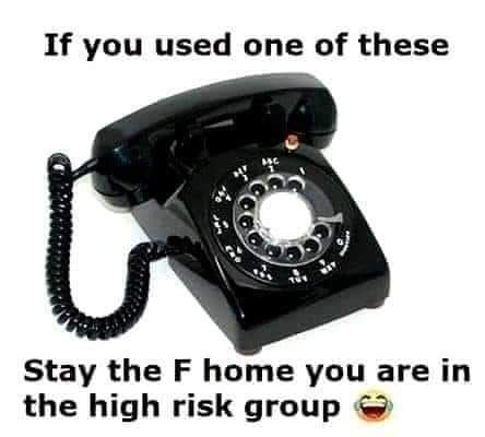Pin By Jill Shelton On Lol In 2020 Fun Quotes Funny Desk Phone Landline Phone
