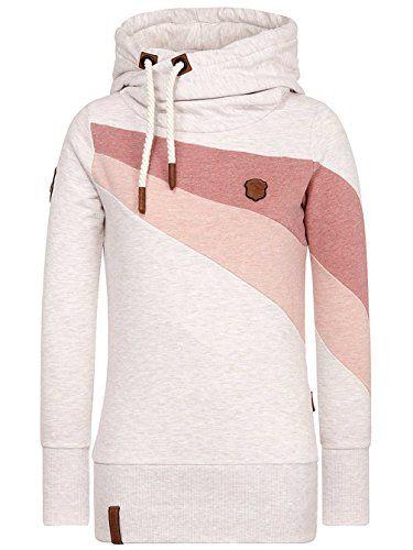 NAKETANO Madame Unschuld Bangs II Hooded Sweatshirt for