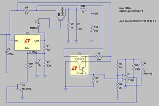 Diy Analog Variable Bench Power Supply W Precision Current Limiter Power Supply Power Analog