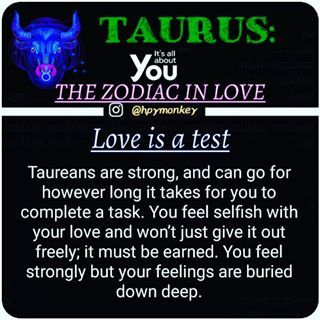 Pin by Ruby Gonzalez on Taurus | Zodiac signs taurus, Taurus