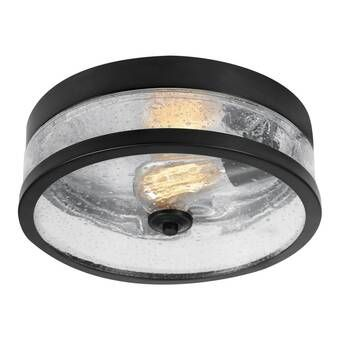 Trent Austin Design Nate La Grange 1 Light Semi Flush Mount Reviews Wayfair Flush Mount Ceiling Lights Globe Electric Ceiling Lights