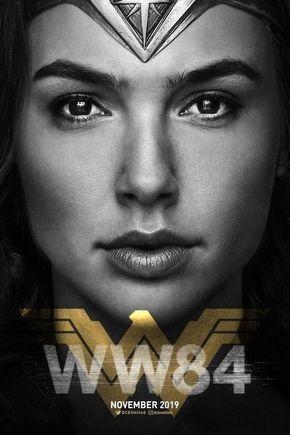 Wonder Woman 1984 June 5 2020 In 2020 Wonder Woman Art Gal Gadot Wonder Woman Wonder