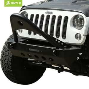 Oryx Jeep Jk Jl Off Road Front Bumper With Stinger Jeep Jk Jeep Wrangler Jk Front Bumper