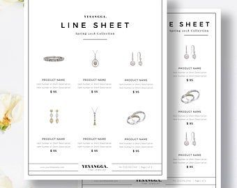 Wholesale Product Catalog Template Photoshop Product Catalog Indesign Catalogue Ms Word Catalog Jewellery Catalogue Template Jelevery Plantilla De Catalogo De Productos Catalogo Catalogo De Joyas