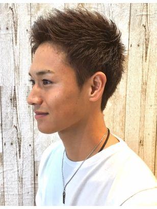2019年春 メンズ ベリーショートの髪型 ヘアアレンジ 人気順 12