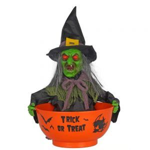 7 Animated Halloween Candy Bowls Ideas