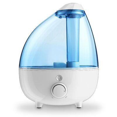 Pure Enrichment 1 Gal Cool Mist Ultrasonic Tabletop Humidifier In 2020 Cool Mist Humidifier Humidifier