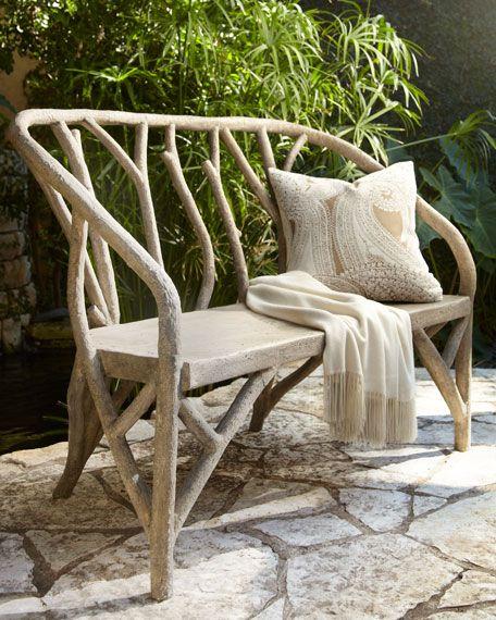 Artemis Faux Bois Outdoor Furniture In, Faux Bois Furniture