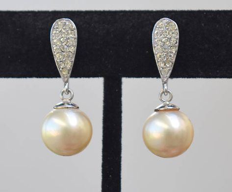MOTHER Of PEARL Disc /& Iridescent Rainbow GREY Freshwater PEARL Dangle EARRINGS