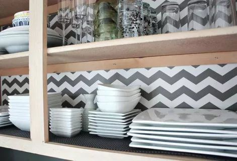 Kitchen Shelf Liner