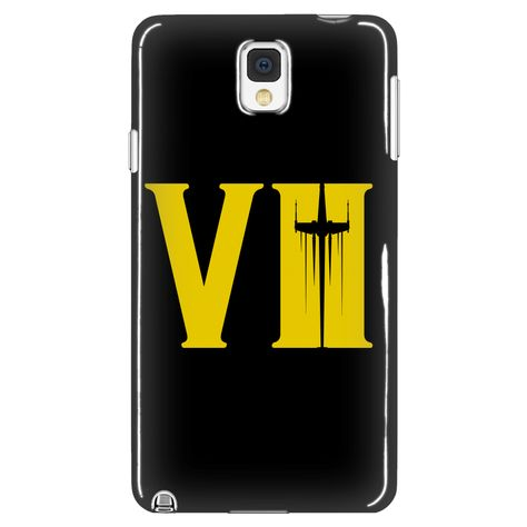 Seventh Episode X-Wing Phone Case LIMITED EDITION