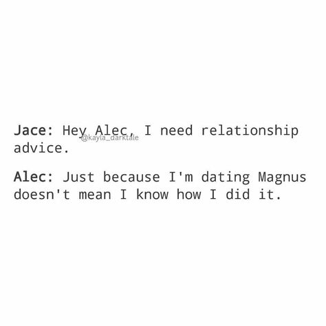 shadowhunters, alexander 'alec' lightwood, jace herondale, the mortal instruments, malec Mortal Instruments Books, Shadowhunters The Mortal Instruments, Immortal Instruments, Alec Lightwood, Clary Fray, Lily Collins, Shadow Hunters Cast, Alec And Jace, Relationship Advice