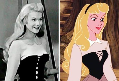Secretos delos animadores deDisney: descubrimos quiénes fueron los modelos para tus personajes favoritos