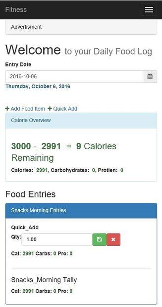 9 best food log calorie counter images on pinterest calorie