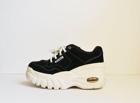 Platform Sneakers Skechers Platform