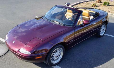 1992 Mazda Miata Mazda Miata Miata Mazda