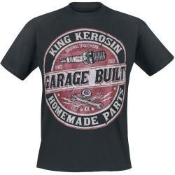 King Kerosin Garage Built T Shirt King Kerosinking Kerosin In 2020