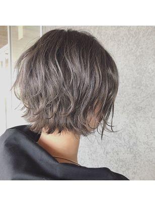 2019年春 ショートの髪型 ヘアアレンジ 人気順 5ページ目