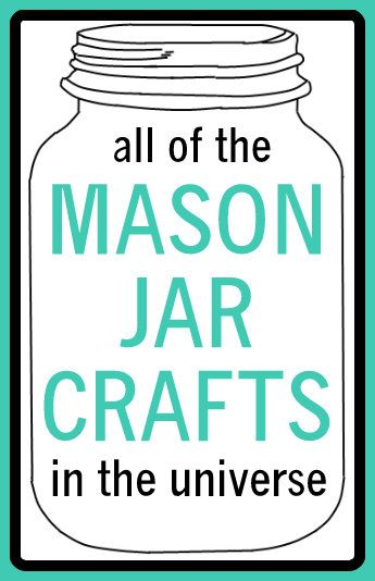 Pin now, read later! Can't wait till summer! All of the mason jar crafts in the universe. * THE COUNTRY CHIC COTTAGE (DIY, Home Decor, Crafts, Farmhouse)