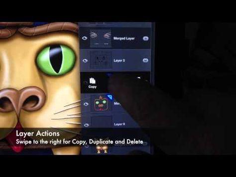 Procreate Tips Layers - YouTube