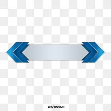 Arrow Element Blue Arrow Arrow Straight Arrow Vector And Png Arrow Background Clipart Images Curved Arrow